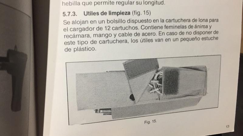 Equipo de limpieza para CETME L-LC Archiv40