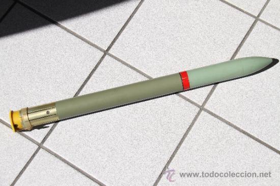 COHETE CETME INTA S9 Img_3510