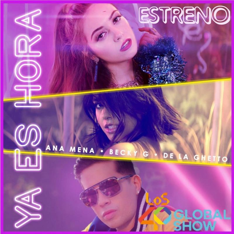 "Ana Mena >> Single ""A un passo dalla luna (Feat. Rocco Hunt)"" - Página 3 Dywynk10"