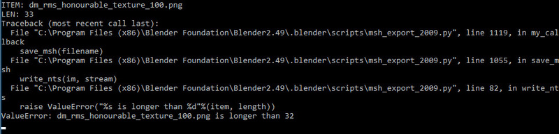 TALLER 1: Conversión de archivos XNALARA a PROPS 0313