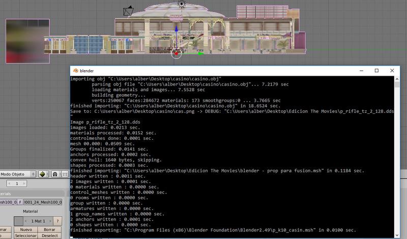 Fusión de texturas y modelo en un único mesh con una sola textura en BLENDER 416