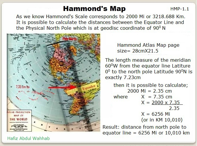 Flat Earth Maps  - Page 6 Hammon11