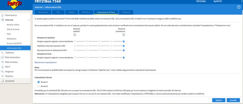[Risolto]parametri configurazione Voip Tim Smart Fibra su Fritz!box 7560 Scherm13