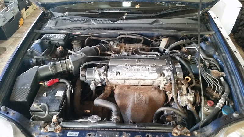 How much is my Prelude worth as a whole or for parts ? 22095310
