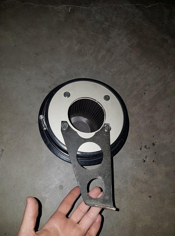 Blitz SUS Power filter install 23634910