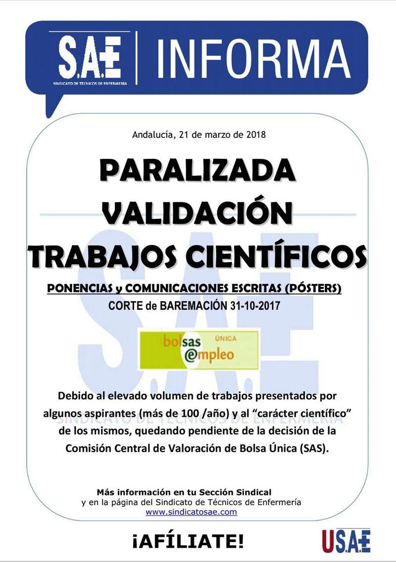 COMUNICACIONES CIENTÍFICAS ESCRITAS TIPO PÓSTER PERSONAL SANITARIO. INTERESADOS CONTACTAR AQUÍ Img-2013