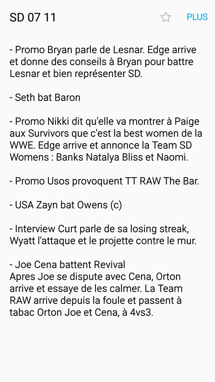 SmackDown 07 Novembre 2017 Screen24