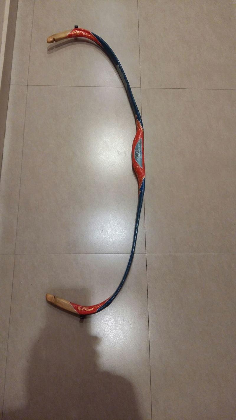 Arco turco hecho con cuerno y tendón  2110