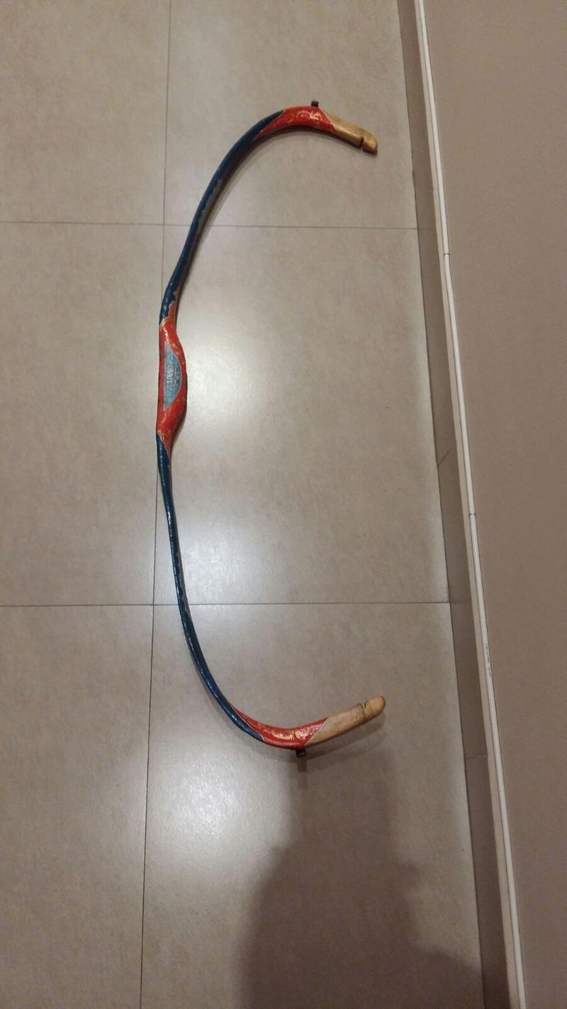 Arco turco hecho con cuerno y tendón  2210
