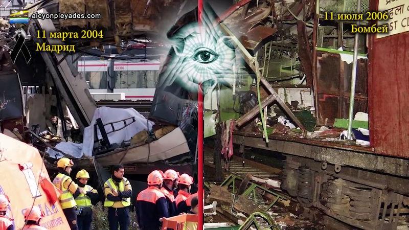 Теракты в Париже. Угрозы ИГ. Фальшивый флаг Иллюминатов . НМП Vlcsna34