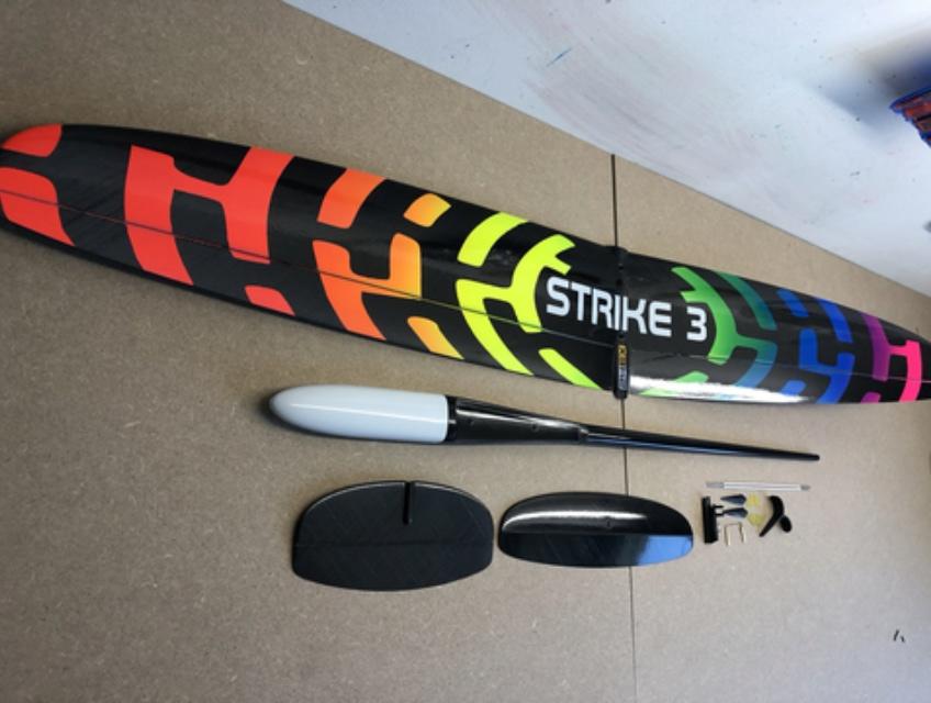 STRIKE 3 OA Composites Fstu6410