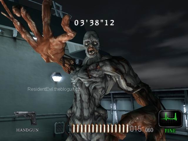 Resident Evil:Dead Aim 2eaa8e10