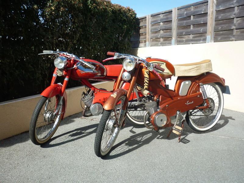 """les """"cyclos sports """" des années 60  P1120249"""