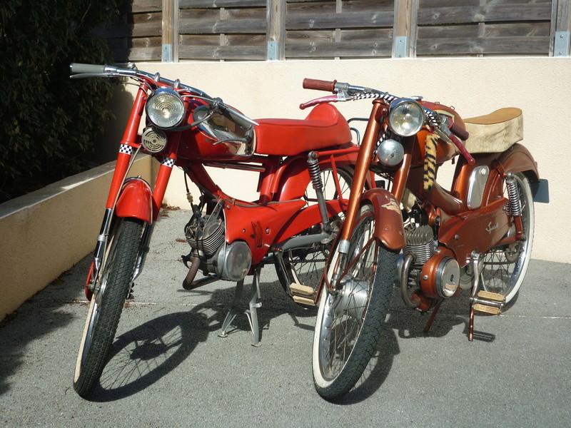 """les """"cyclos sports """" des années 60  P1120250"""