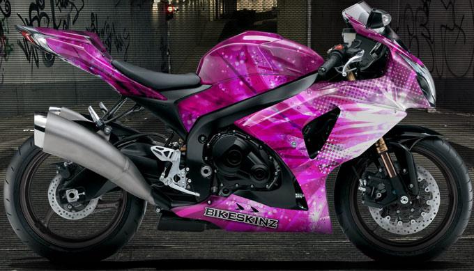 Sakura, la dragón espía Bike-f10