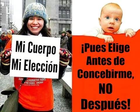 Hilo dedicado a carteles y demás memes sobre el aborto 12647410