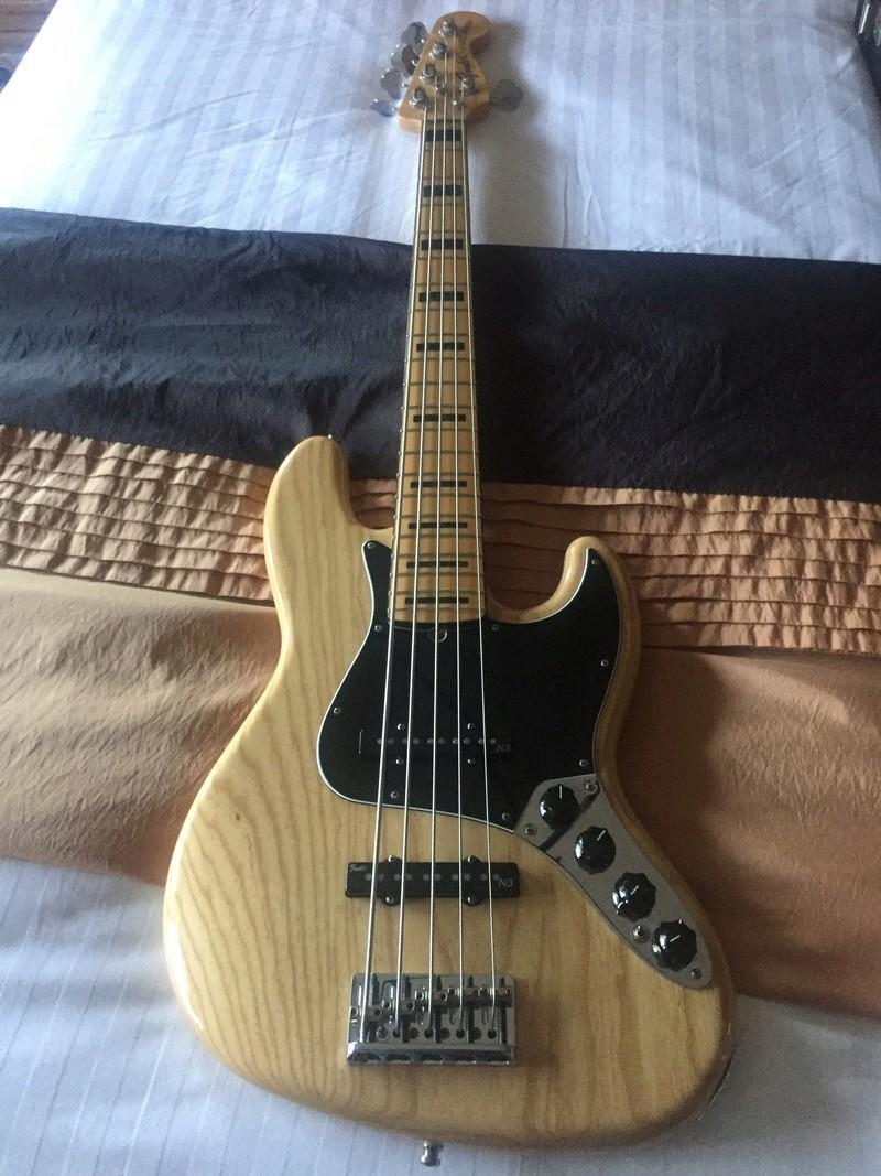 Jazz Bass Deluxe V N° 2 Img_6913