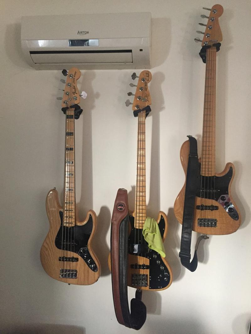 Jazz Bass Deluxe V N° 2 Img_6918