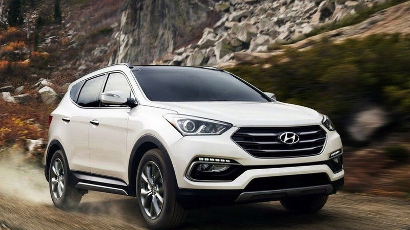 Sobre Hyundai Santa Fé 2018 Iix3511