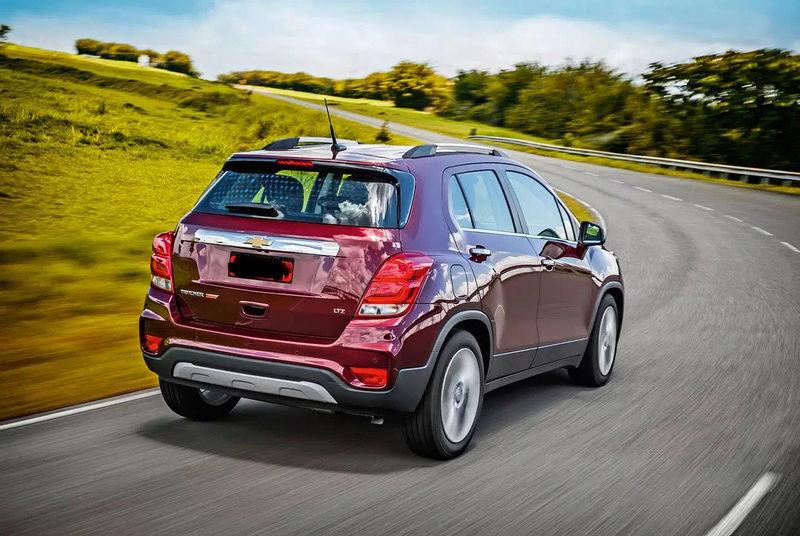 Sobre Chevrolet Tracker 2018 Tracke10