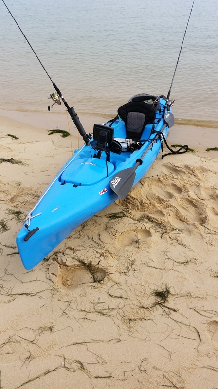Vendo um Hobie Kayak Revolution 11 20151212