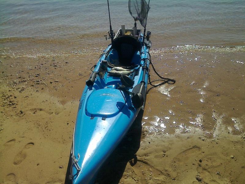 Vendo um Hobie Kayak Revolution 11 Fotogr10