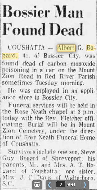 The False Mystery of the Lonesome Death of Albert Guy Bogard Bogard10