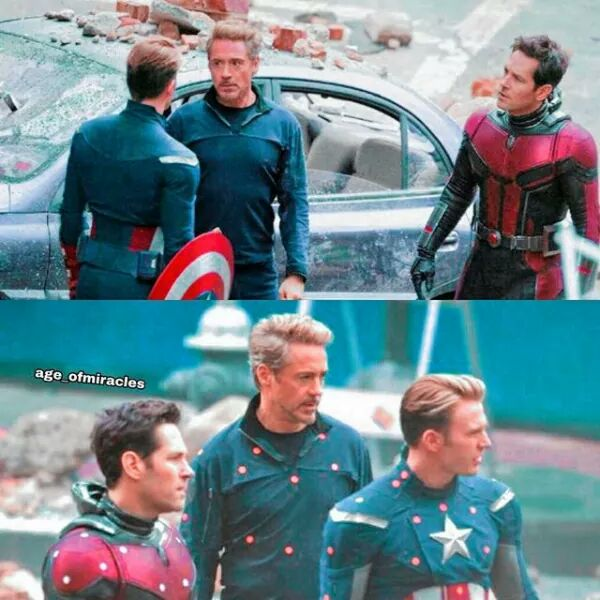 ¿Marvel o DC? Fb_img12
