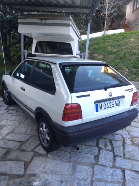 Vendo VW Polo Coupe GT 1.3i 1991. VENDIDO Image010