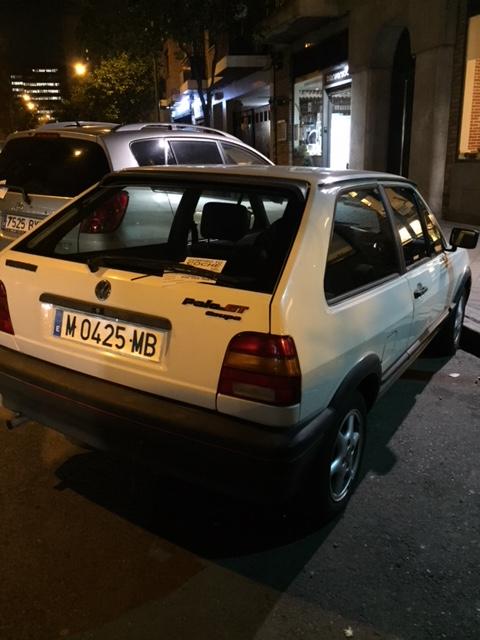 Vendo VW Polo Coupe GT 1.3i 1991. VENDIDO Image012