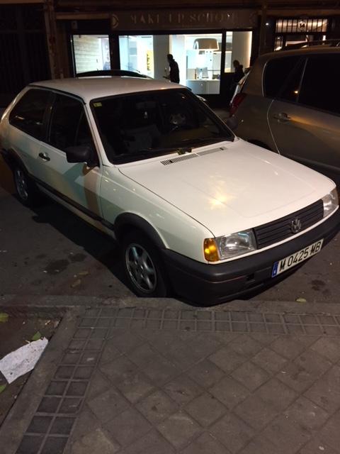 Vendo VW Polo Coupe GT 1.3i 1991. VENDIDO Image013