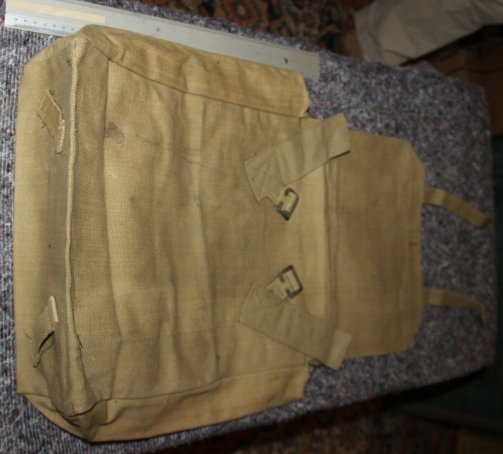 Grandes poches en toile british 2e GM Img_1550