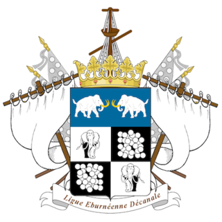 Le traité de Fergan a été accepté par le Sénat de la République Démocratique de Belgoge Blason12