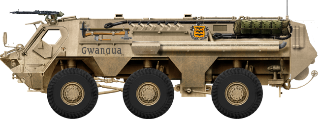 Commande de matériel Gwaniv10