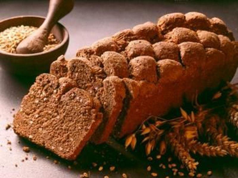 Йольский  лиственный хлеб Listve10