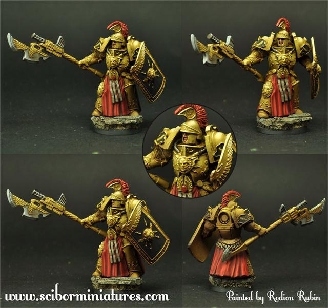 Scibor miniatures Sf_rom12
