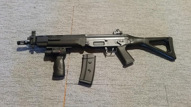 Ares STRIKER  551-112