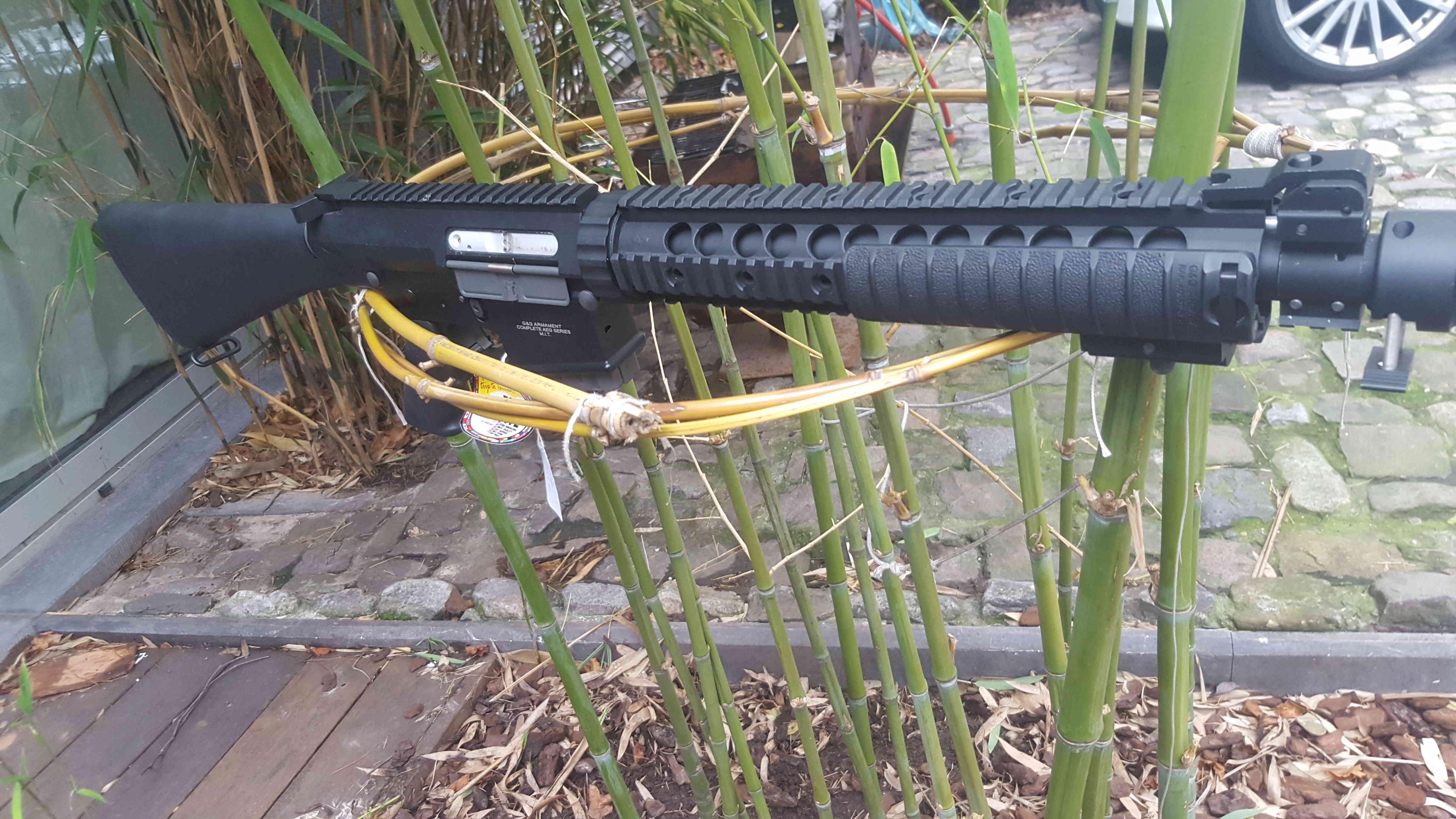 SR25 G&G - SCORPIO EVO HPA - M24 FULL MODIFY Gr25-210