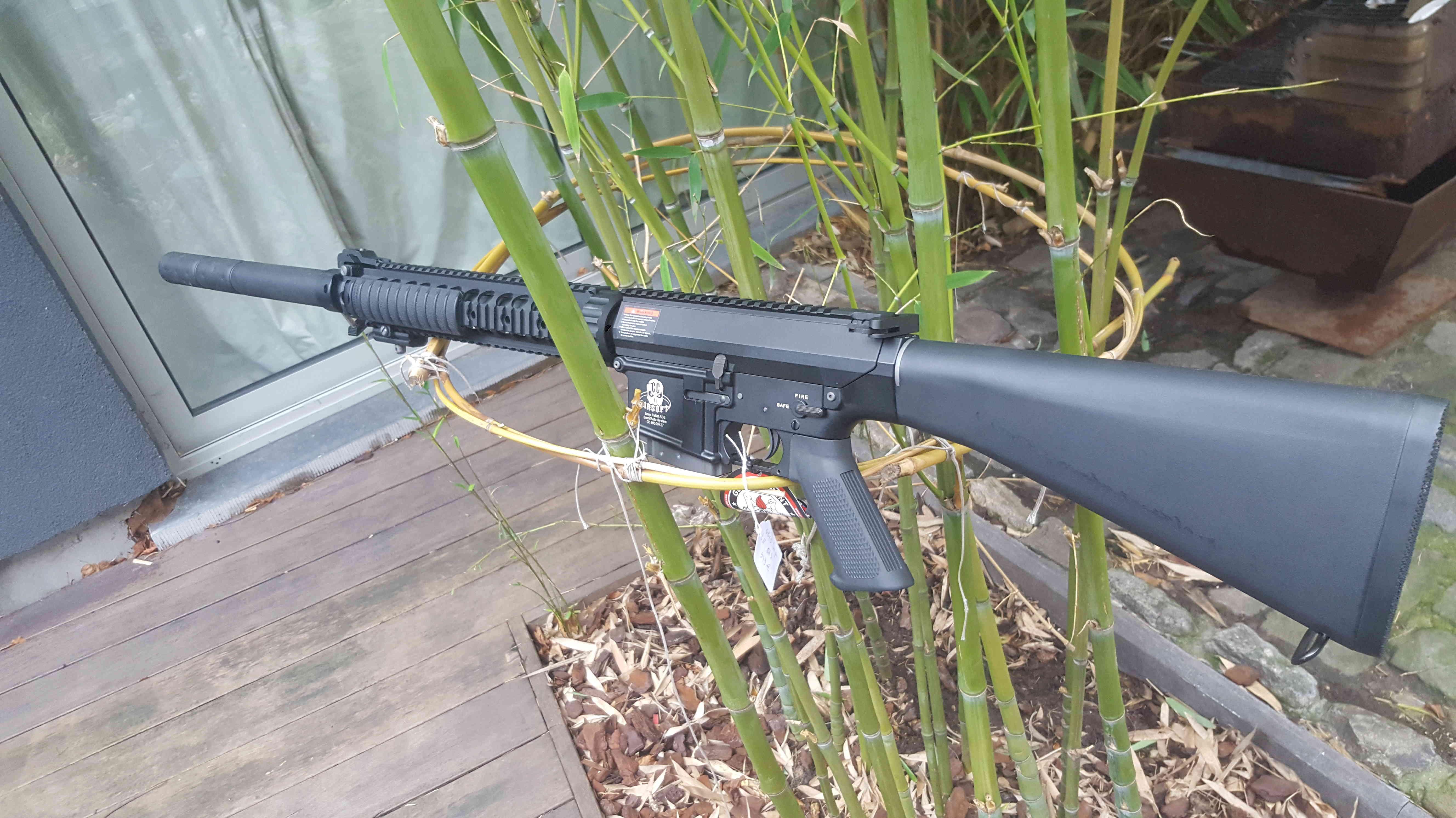 SR25 G&G - SCORPIO EVO HPA - M24 FULL MODIFY Gr25-510