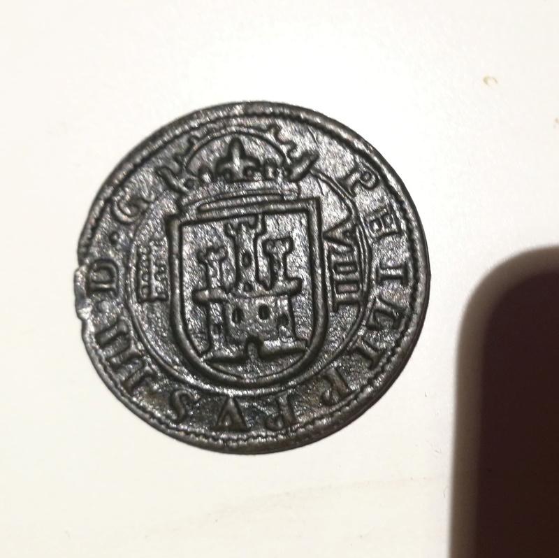 8 Maravedis Felipe III, ceca de Segovia, 1607. Img_2013