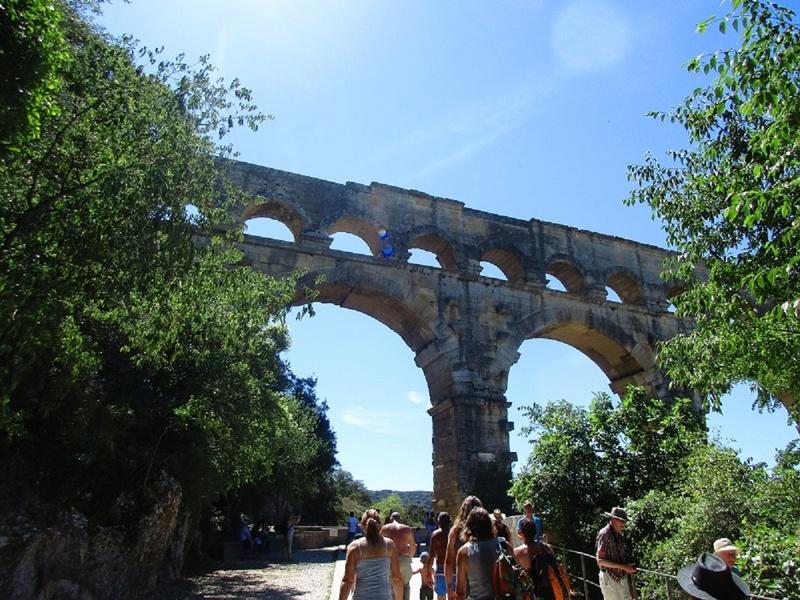 Le pont du Gard 00323