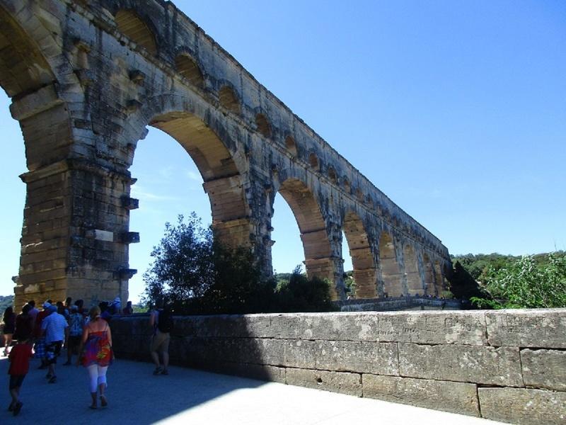 Le pont du Gard 00426
