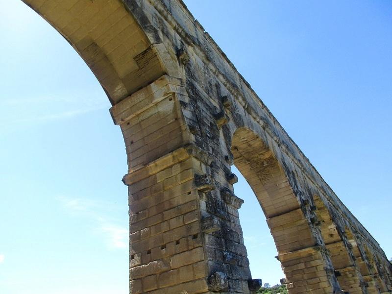 Le pont du Gard 00526