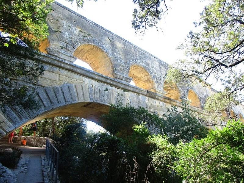Le pont du Gard 00824