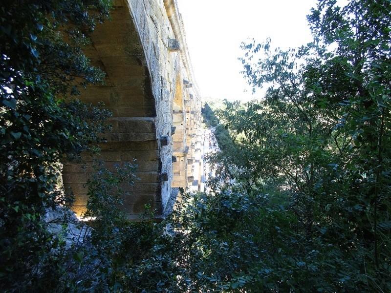 Le pont du Gard 00921