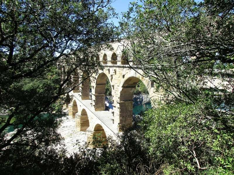 Le pont du Gard 01026