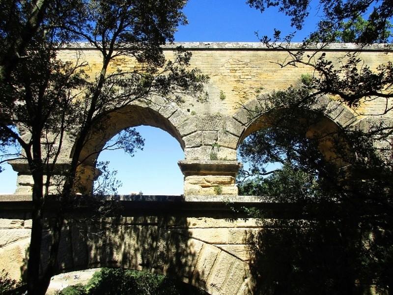 Le pont du Gard 01227