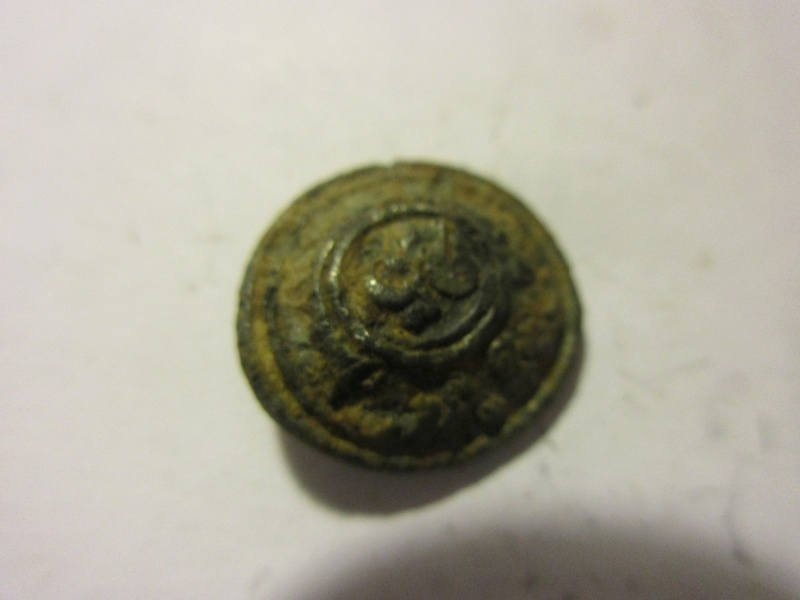 Bouton du 25éme régiment de ligne 1803/1814 Img_5044