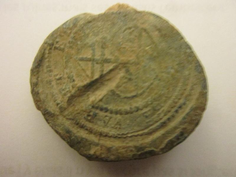 Plomb de scellè de Chapelier de Lyon XVIII éme. Img_5226