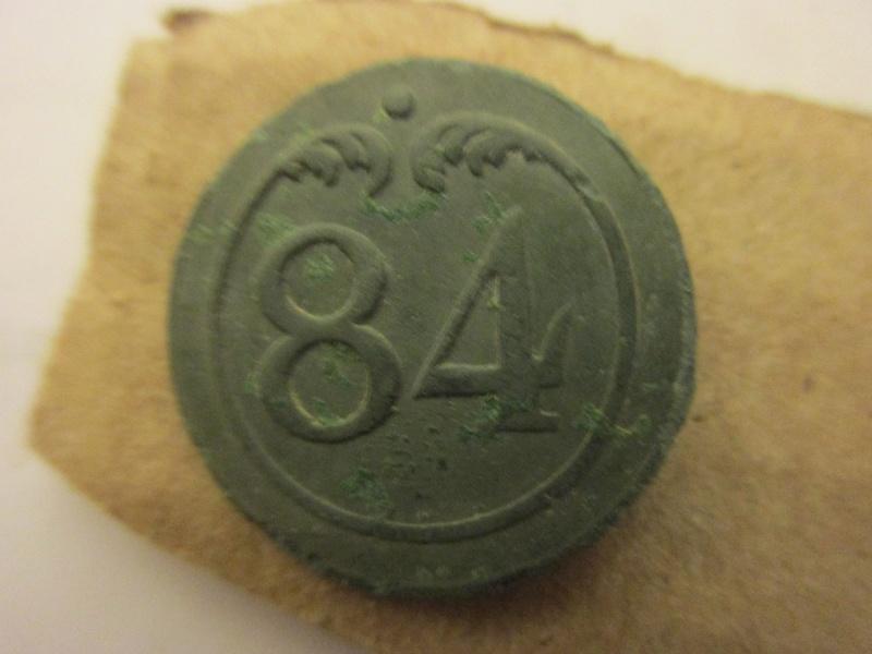 bouton plat grand module 1801/1816 I Empire Img_5739